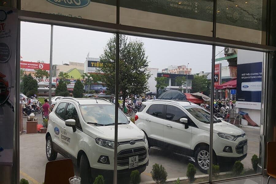 Đại Lý Ford Dana Quận Thanh Khê Đà Nẵng - Hình 2