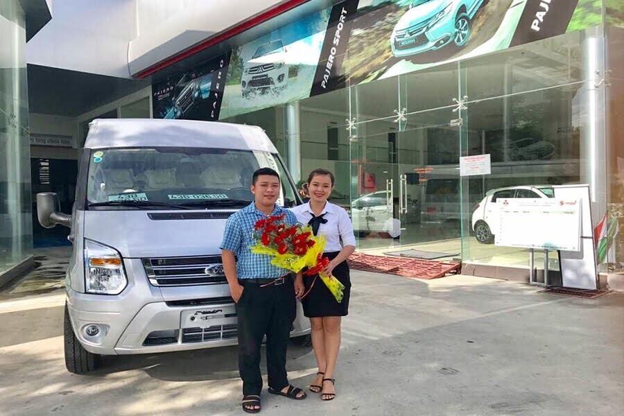 Đại Lý Ford Dana Quận Thanh Khê Đà Nẵng - Hình 3