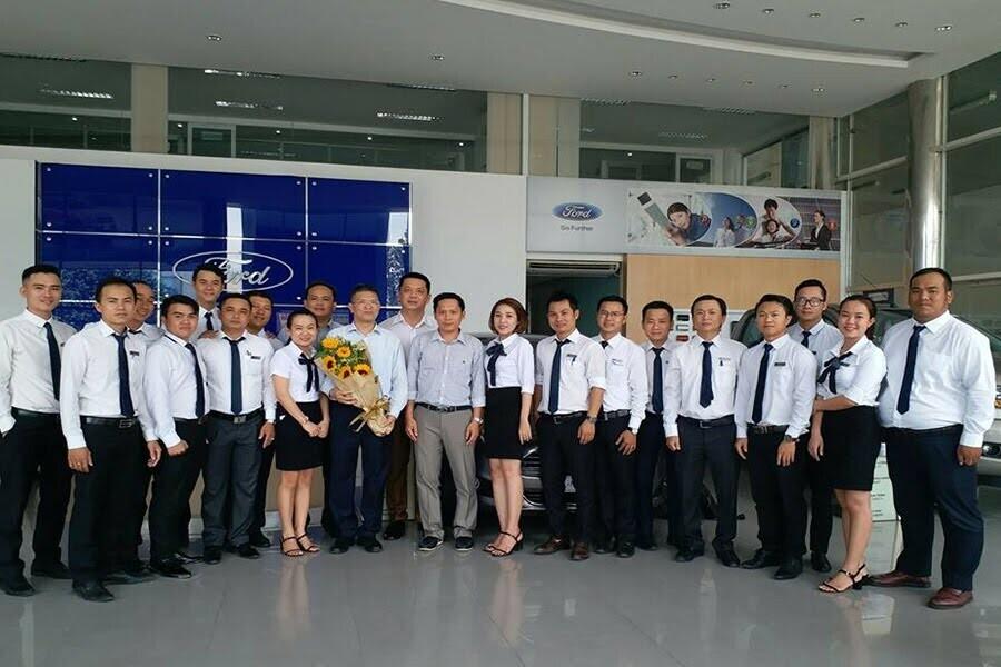 Đại Lý Ford Dana Quận Thanh Khê Đà Nẵng - Hình 4