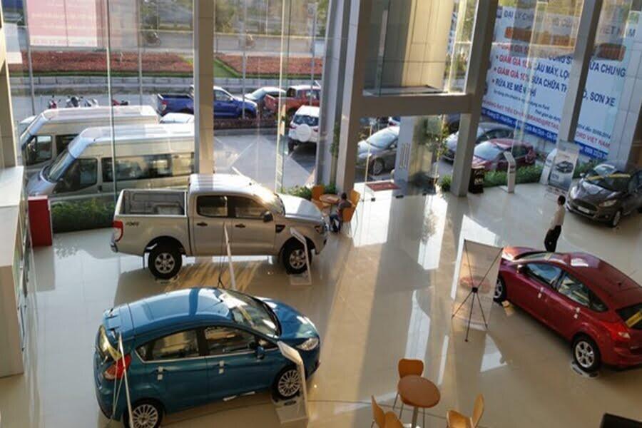 Đại Lý Ford Đồng Nai Tp Biên Hòa Đồng Nai - Hình 2