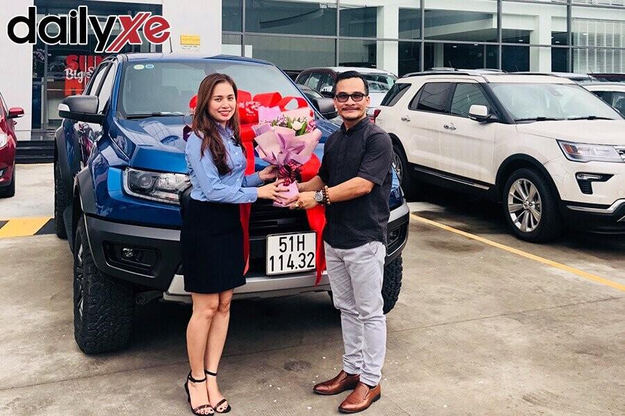 Lễ bàn gia xe cho khách hàng - Hình 2