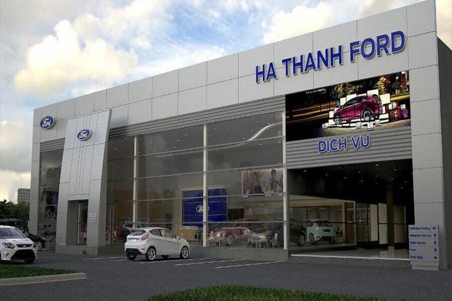 Đại Lý Ford Hà Thành Huyện Hoài Đức Hà Nội - Hình 1