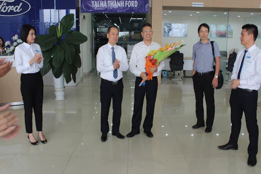 Đại Lý Ford Hà Thành Huyện Hoài Đức Hà Nội - Hình 4