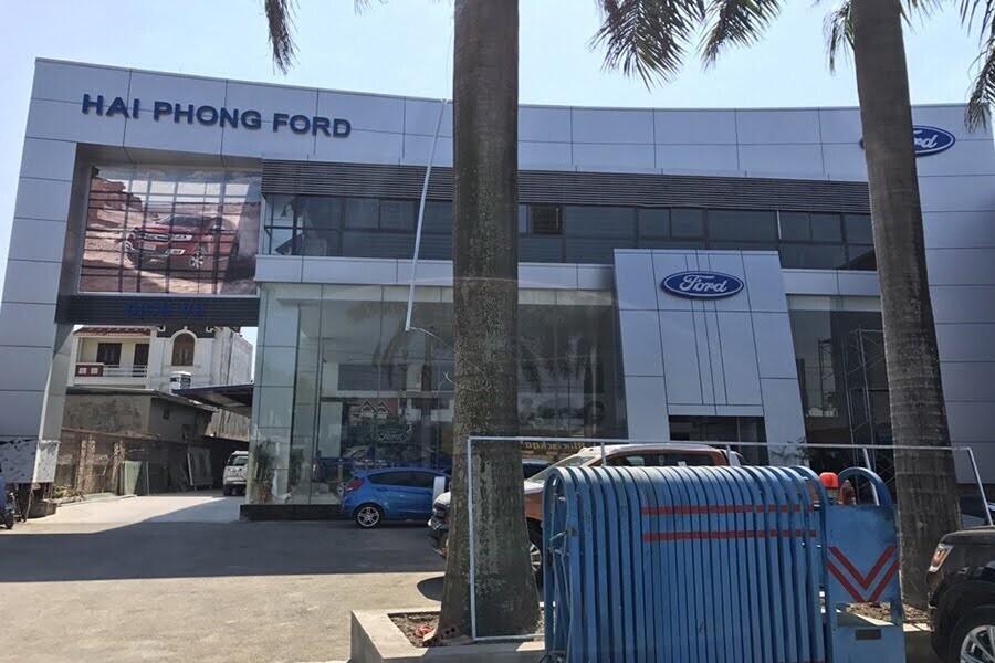 Đại Lý Ford Hải Phòng Quận Hồng Bàng Hải Phòng - Hình 1