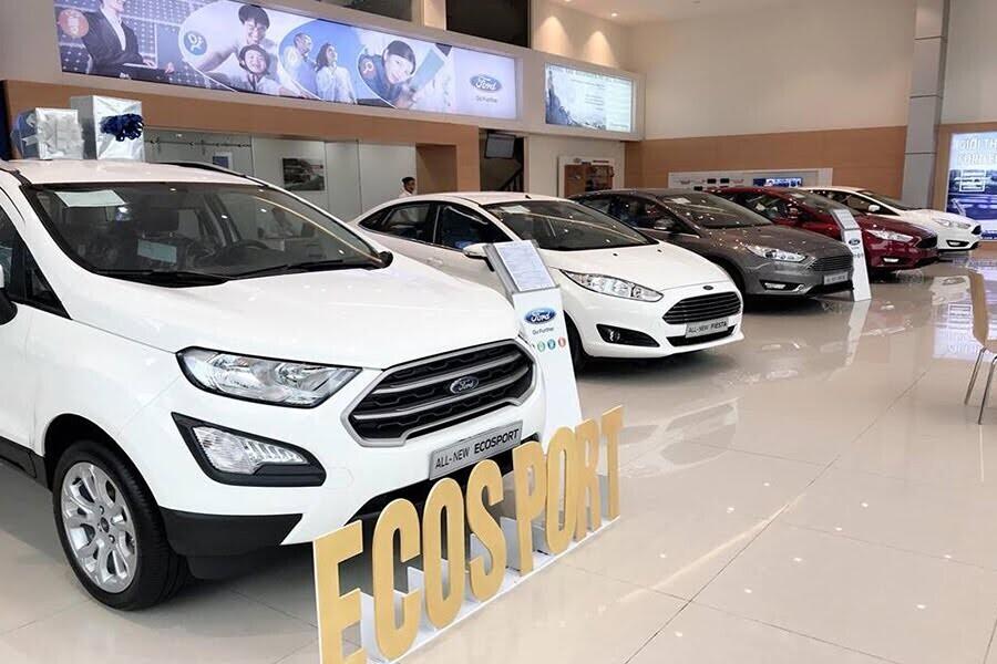 Đại Lý Ford Hải Phòng Quận Hồng Bàng Hải Phòng - Hình 2