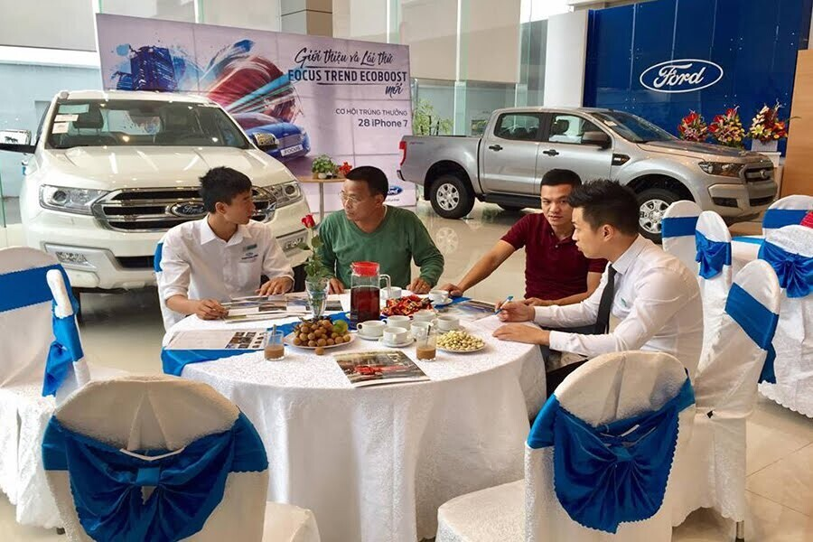 Đại Lý Ford Hải Phòng Quận Hồng Bàng Hải Phòng - Hình 4