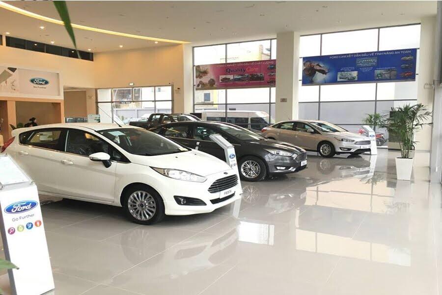 Đại Lý Ford Nha Trang Tp Nha Trang Khánh Hòa - Hình 2