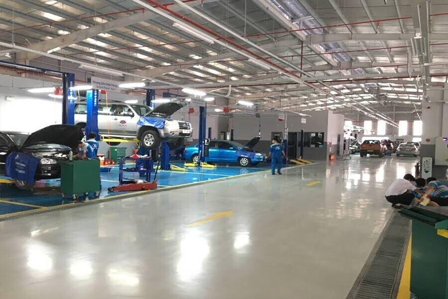 Đại Lý Ford Nha Trang Tp Nha Trang Khánh Hòa - Hình 3