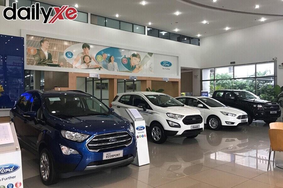Phòng trưng bày Ford Nha Trang