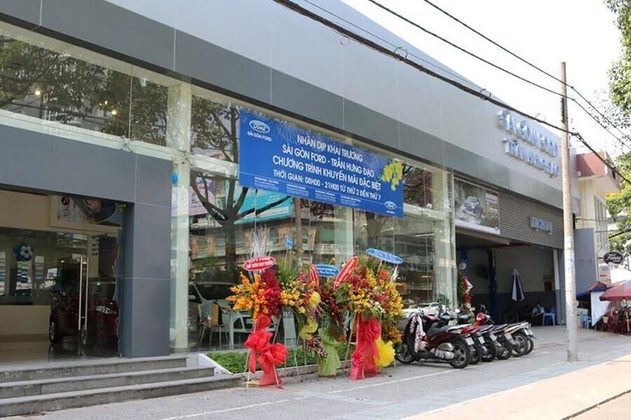 Đai Lý Ford Trần Hưng Đạo Quận 1 Thành Phố Hồ Chí Minh - Hình 3