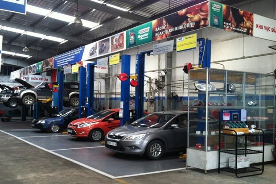 Đai Lý Ford Phổ Quang Quận Tân Bình Thành Phố Hồ Chí Minh - Hình 4