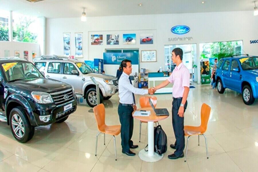 Đai Lý Ford Phổ Quang Quận Tân Bình Thành Phố Hồ Chí Minh - Hình 6
