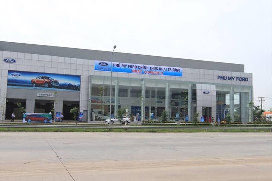 Đại Lý Ford Phú Mỹ Quận 2 TP Hồ Chí Minh - Hình 1