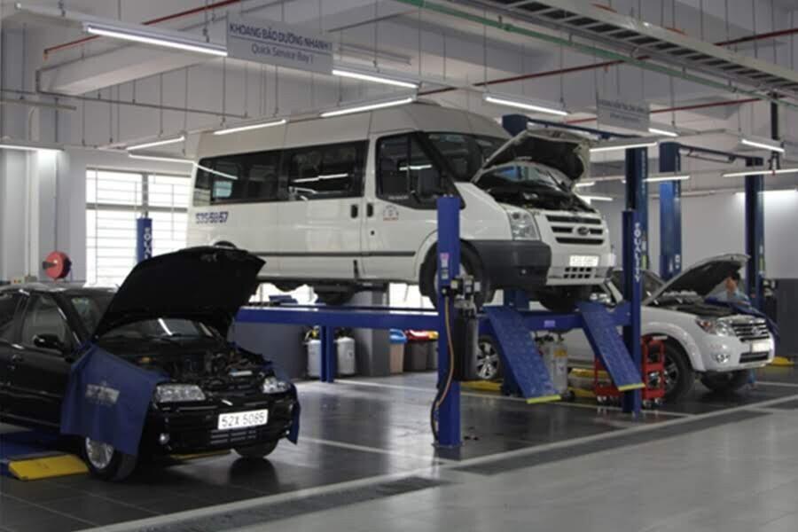 Đại Lý Ford Phú Mỹ Quận 2 TP Hồ Chí Minh - Hình 3