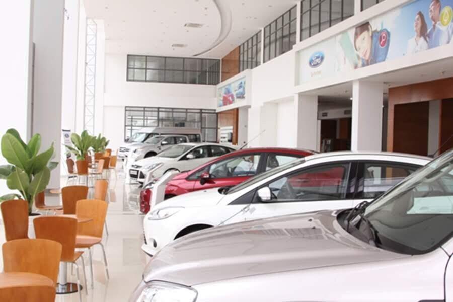 Đại Lý Ford Phú Mỹ Quận 2 TP Hồ Chí Minh - Hình 4
