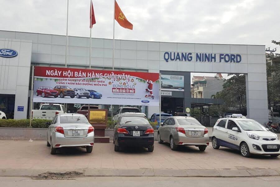 Đại Lý Ford Quảng Ninh Tp Hạ Long Quảng Ninh - Hình 1