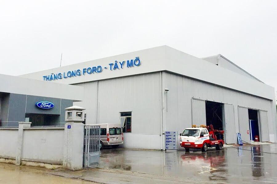 Tây Mỗ Ford - Chi Nhánh Thăng Long Ford