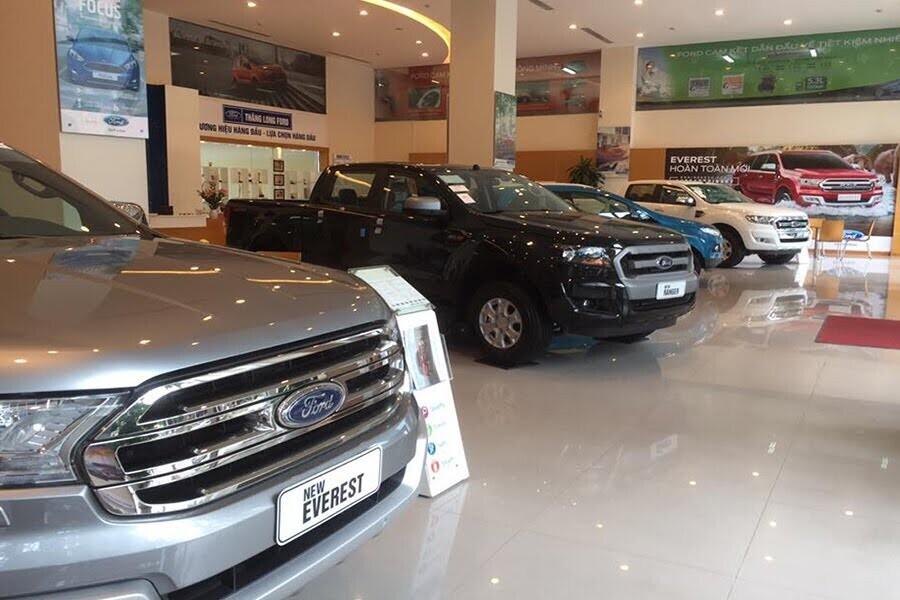 Đại Lý Ford Thăng Long Quận Đống Đa Hà Nội - Hình 2