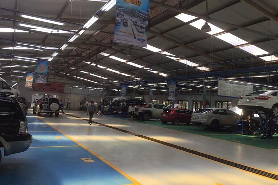 Đại Lý Ford Thăng Long Quận Đống Đa Hà Nội - Hình 3