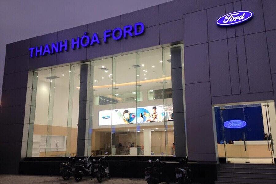Toàn cảnh Showroom Ford Thanh Hóa