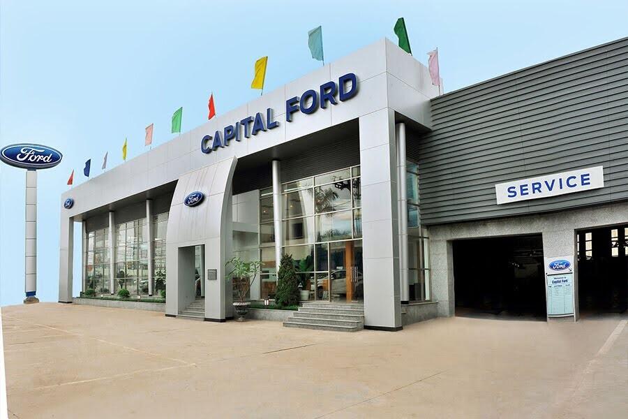 Đại Lý Ford Thủ Đô Quận Hoàng Mai Hà Nội - Hình 1