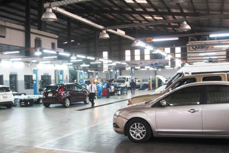 Đại Lý Ford Thủ Đô Quận Hoàng Mai Hà Nội - Hình 3