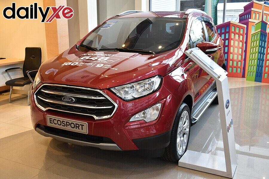Ford Ecosport - Hình 1