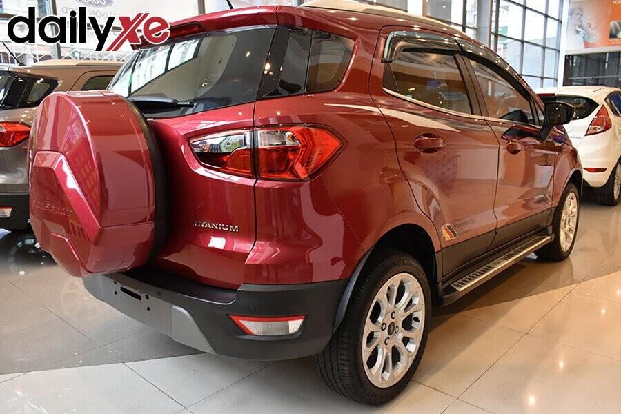 Ford Ecosport - Hình 2