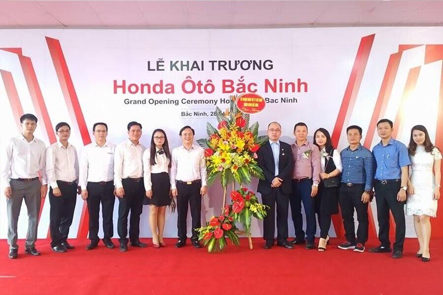 Đại Lý Honda Bắc Ninh Phường Võ Cường Tp Bắc Ninh - Hình 4