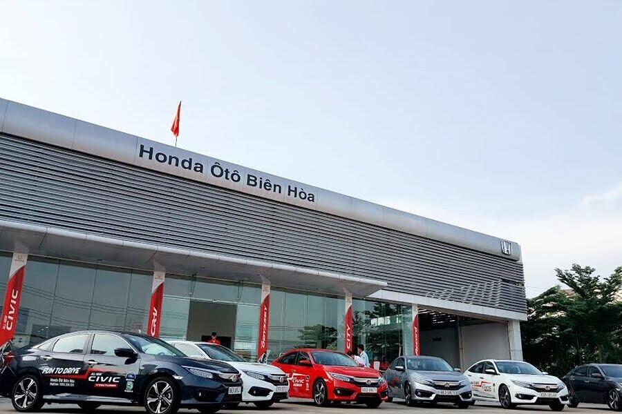 Đại Lý Honda Biên Hòa Tp Biên Hòa Đồng Nai - Hình 1