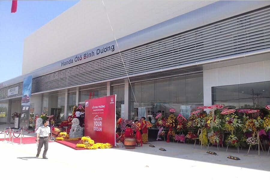 Đại Lý Honda Bình Dương Thị Xã Thuận An Bình Dương -Hình 1