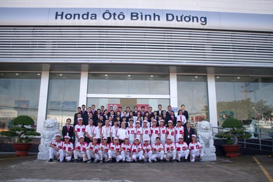 Đại Lý Honda Bình Dương Thị Xã Thuận An Bình Dương -Hình 4