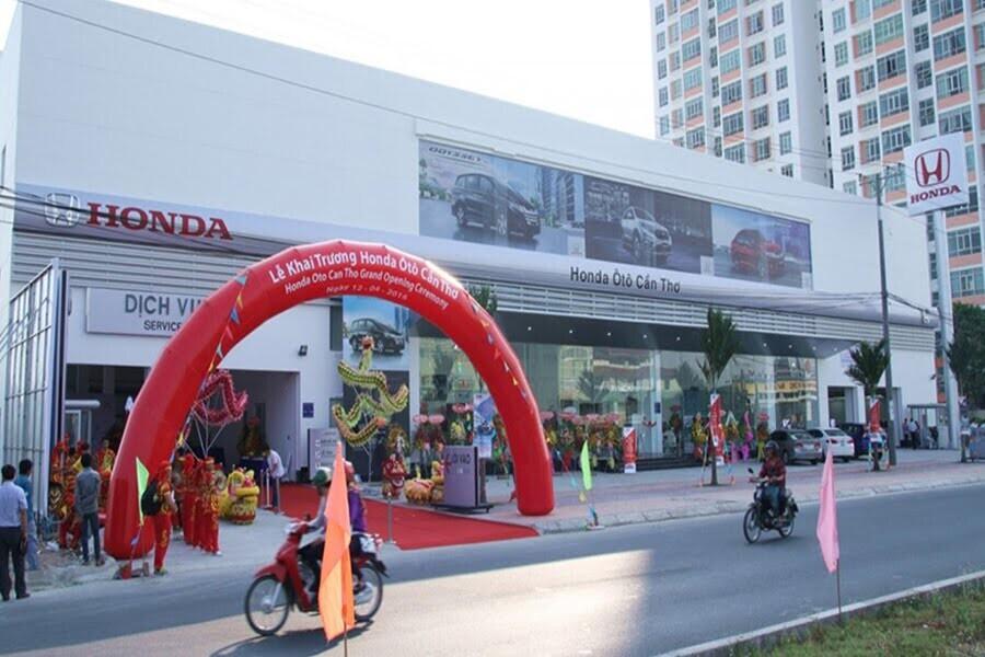Đại Lý Honda Cần Thơ Quận Cái Răng Tp Cần Thơ - Hình 1