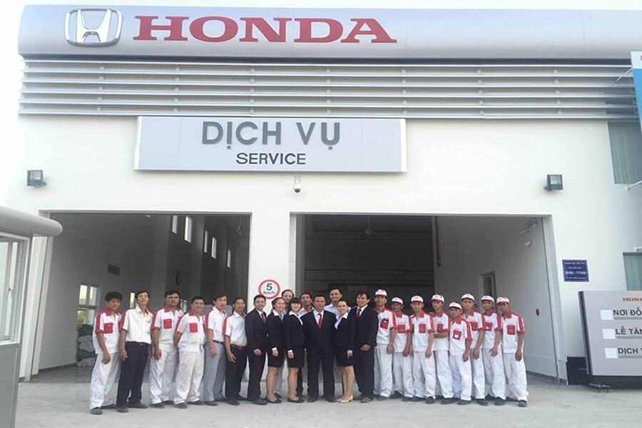 Đại Lý Honda Cần Thơ Quận Cái Răng Tp Cần Thơ - Hình 4