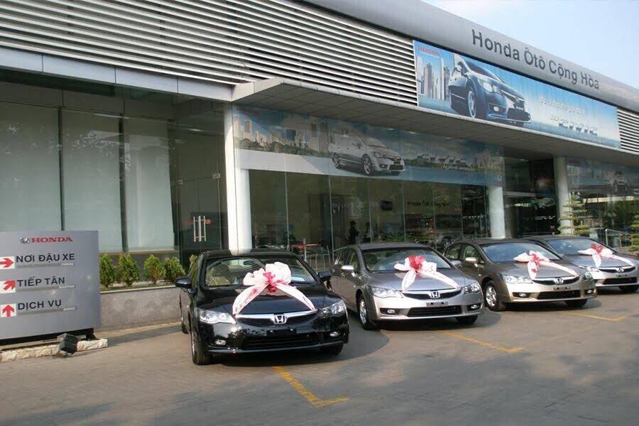 Đại Lý Honda Cộng Hòa Quận Tân Bình TPHCM - Hình 1