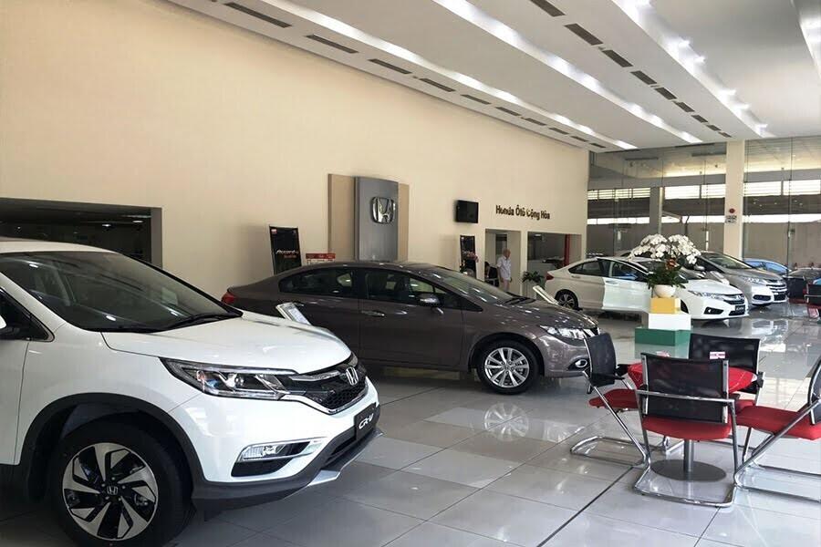 Đại Lý Honda Cộng Hòa Quận Tân Bình TPHCM - Hình 3