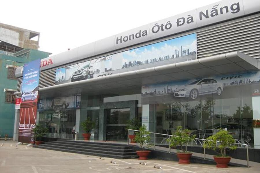 Đại Lý Honda Đà Nẵng Quận Hải Châu Tp Đà Nẵng - Hình 1