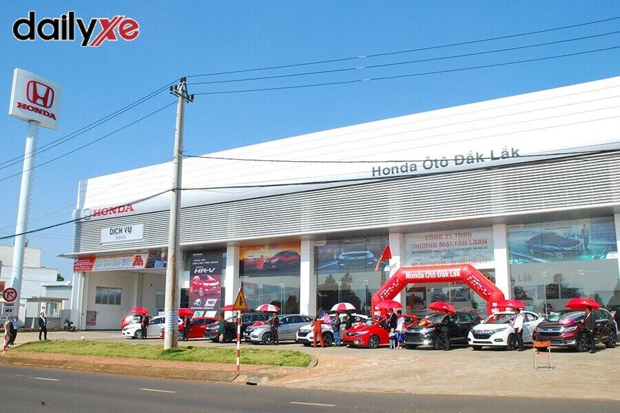 Showroom Honda Ô tô Đăk Lăk