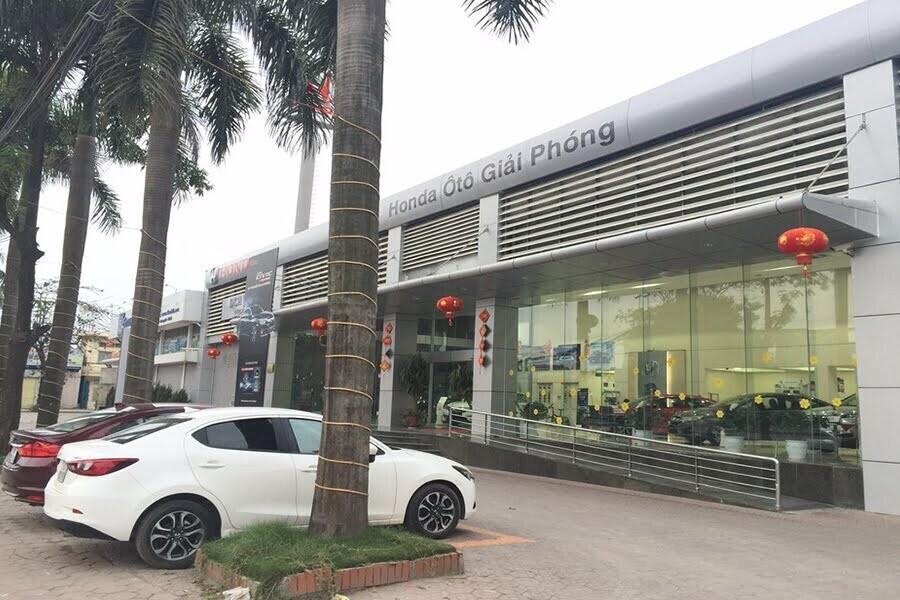 Đại Lý Honda Ôtô Giải Phóng Quận Hoàng Mai Hà Nội - Hình 1