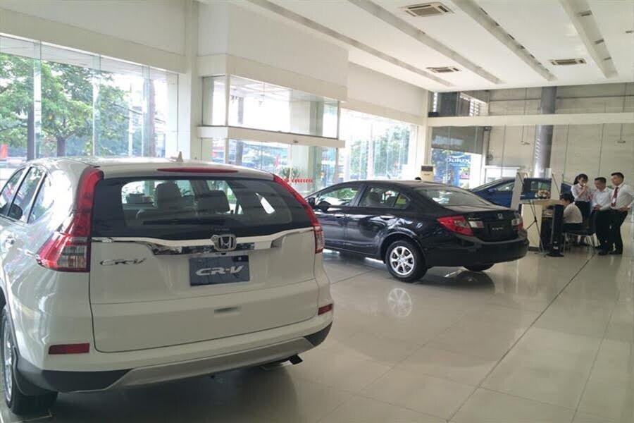 Đại Lý Honda Ôtô Giải Phóng Quận Hoàng Mai Hà Nội - Hình 2