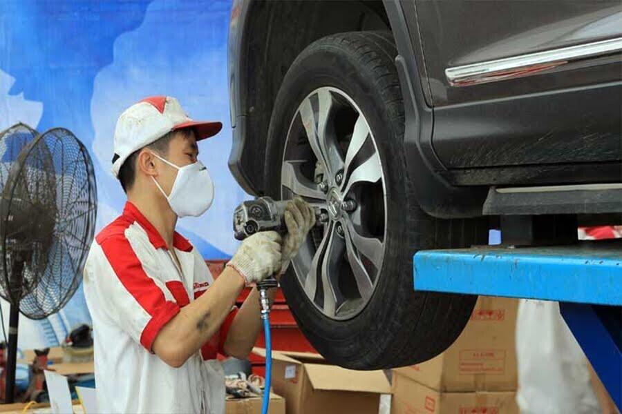 Đại Lý Honda Ôtô Giải Phóng Quận Hoàng Mai Hà Nội - Hình 3