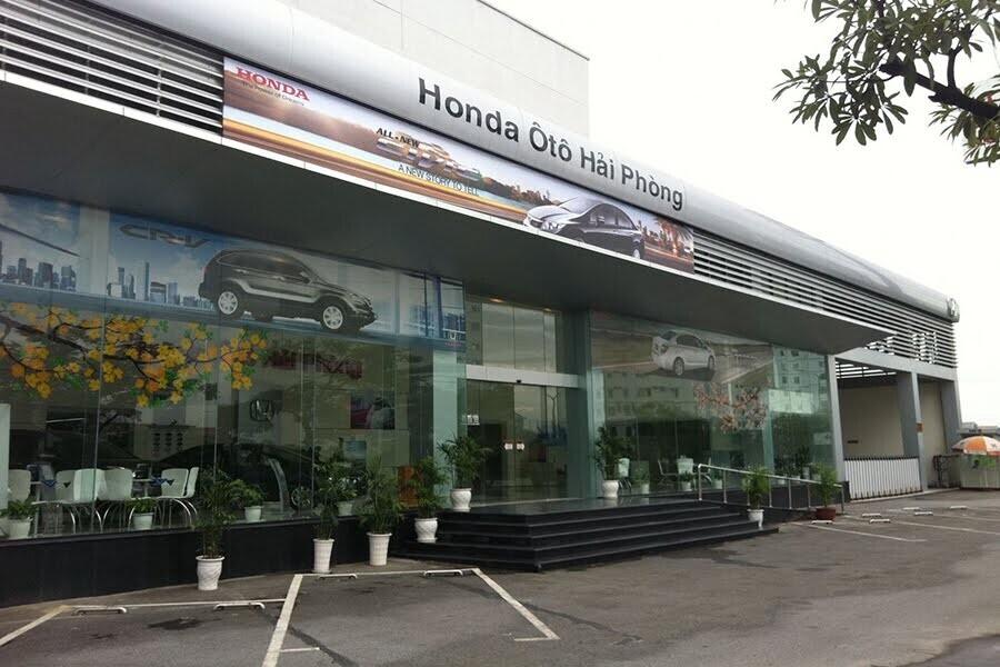 Đại Lý Honda Hải Phòng Quận Ngô Quyền Hải Phòng - Hình 1