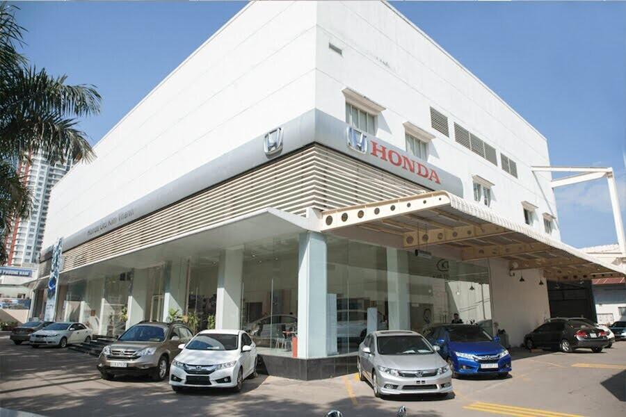 Đại Lý Honda Kim Thanh Quận 11 TPHCM - Hình 1