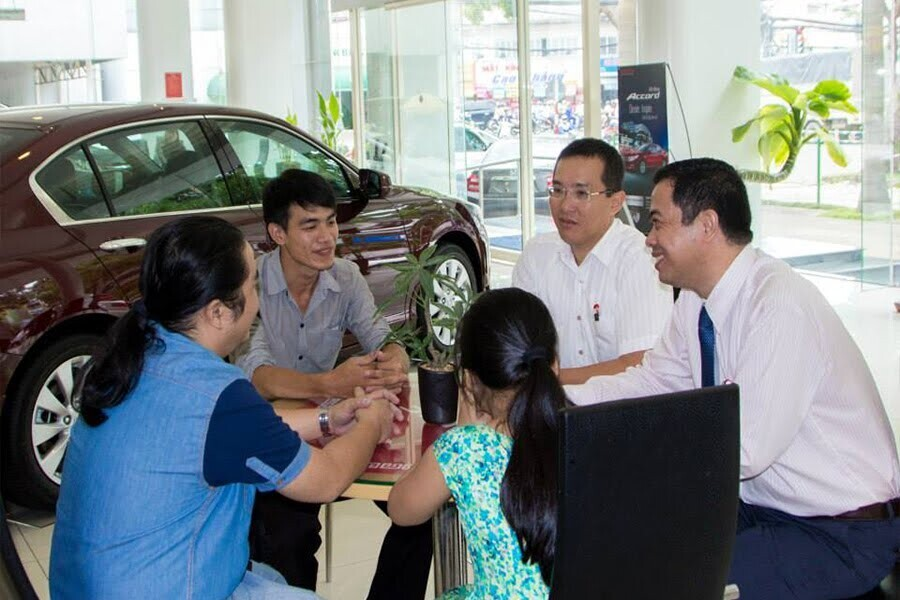 Đại Lý Honda Kim Thanh Quận 11 TPHCM - Hình 5