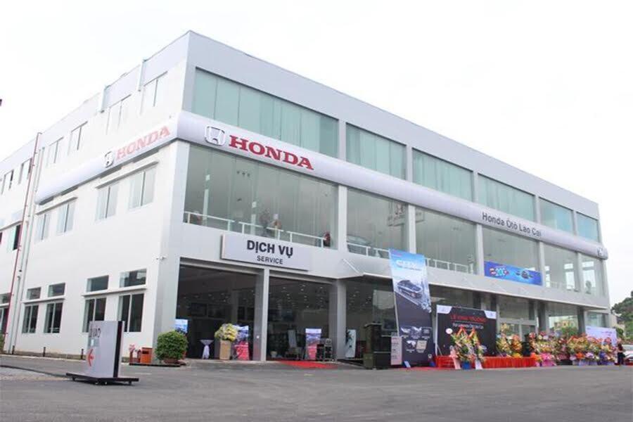 Đại Lý Honda Lào Cai Phường Bắc Cường Tp Lào Cai - Hình 1