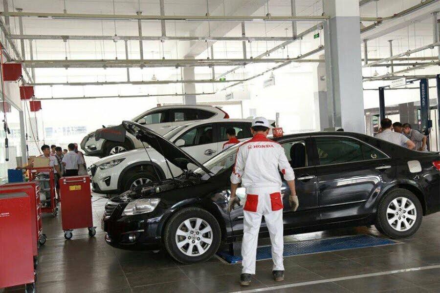 Đại Lý Honda Lào Cai Phường Bắc Cường Tp Lào Cai - Hình 2