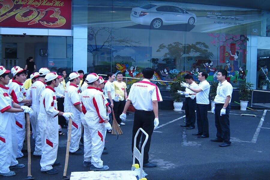 Đại Lý Honda Long Biên Quận Long Biên Hà Nội - Hình 4
