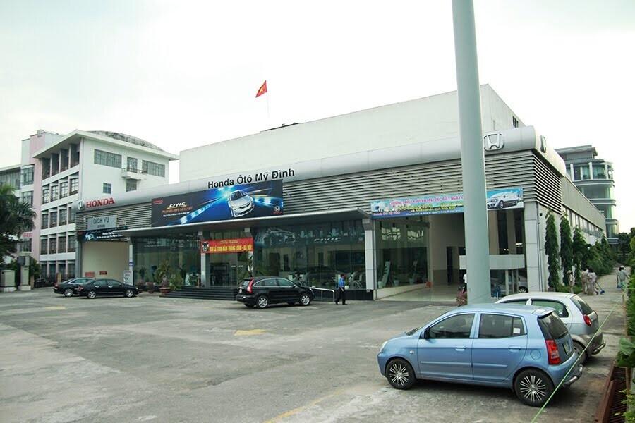 Đại Lý Honda Mỹ Đình Quận Cầu Giấy Hà Nội - Hình 1