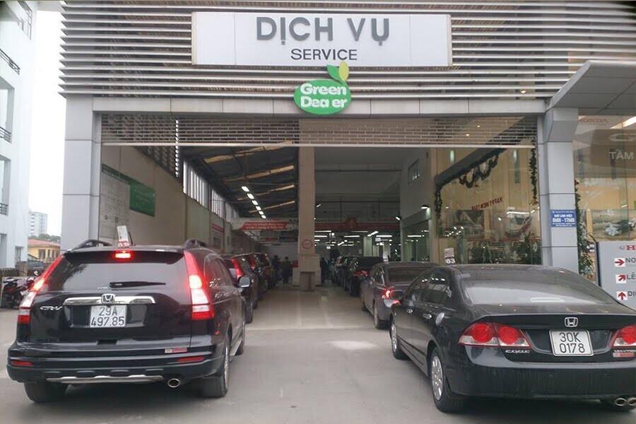 Đại Lý Honda Mỹ Đình Quận Cầu Giấy Hà Nội - Hình 4