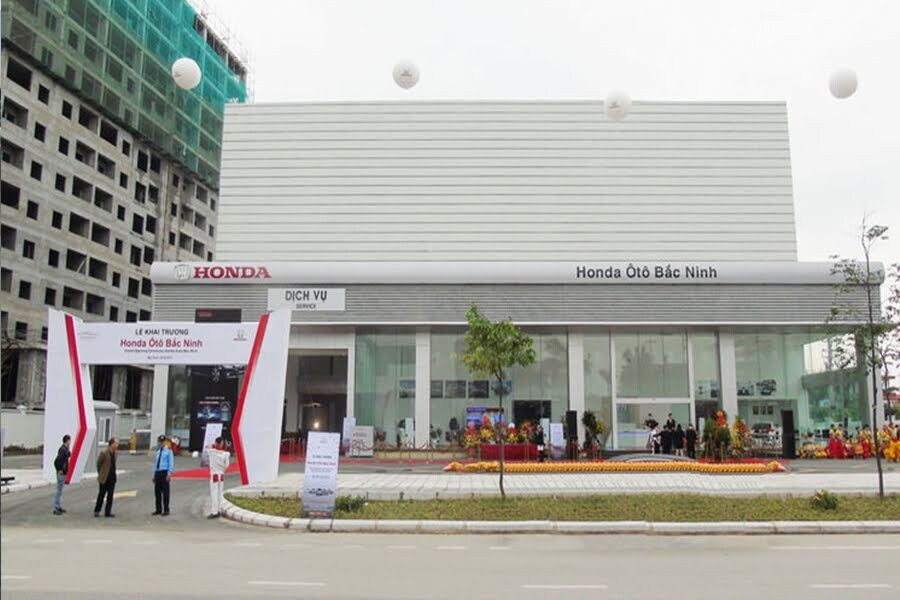 Honda Ôtô Bắc Ninh